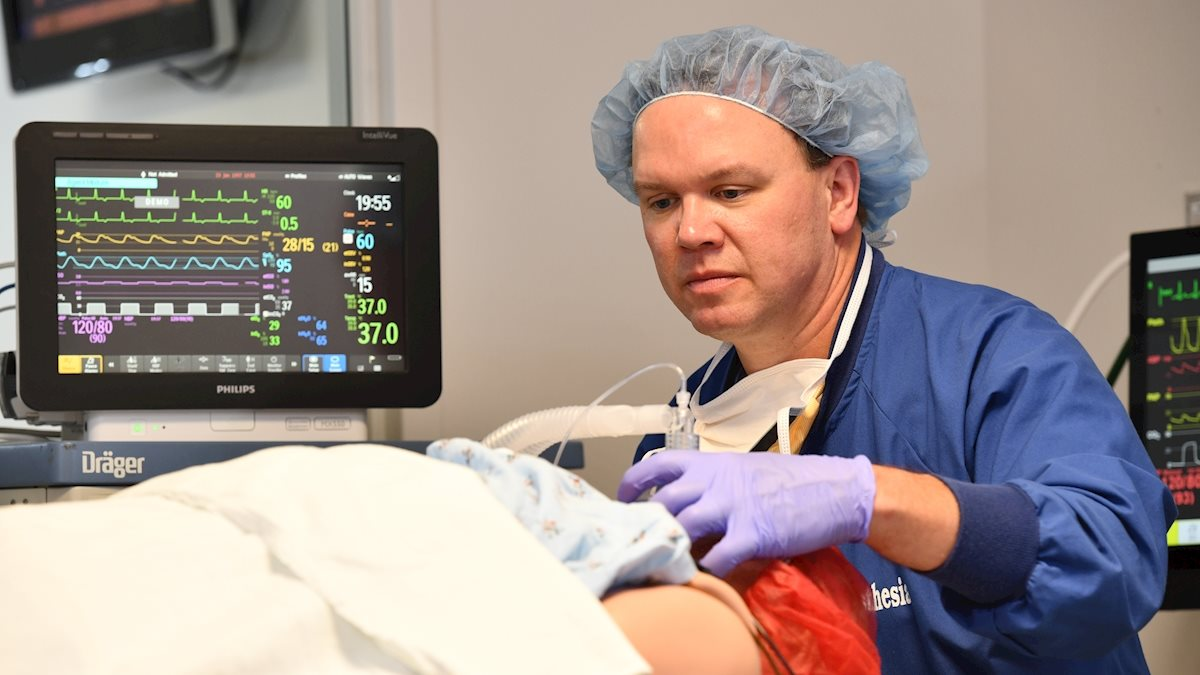 WVU School of Nursing now offering DNP – Nurse Anesthetist program