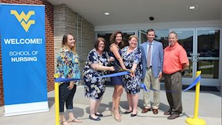 WVU School of Nursing officially opens BSN program at WVU Potomac State College
