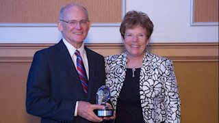 WVU School of Pharmacy's Terry Schwinghammer recipient of national educator award