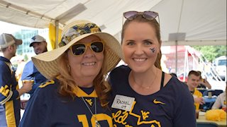 WVU SoP hosts Homecoming Weekend 2019