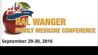 WVU to Host 42nd Annual Hal Wanger Family Medicine Conference