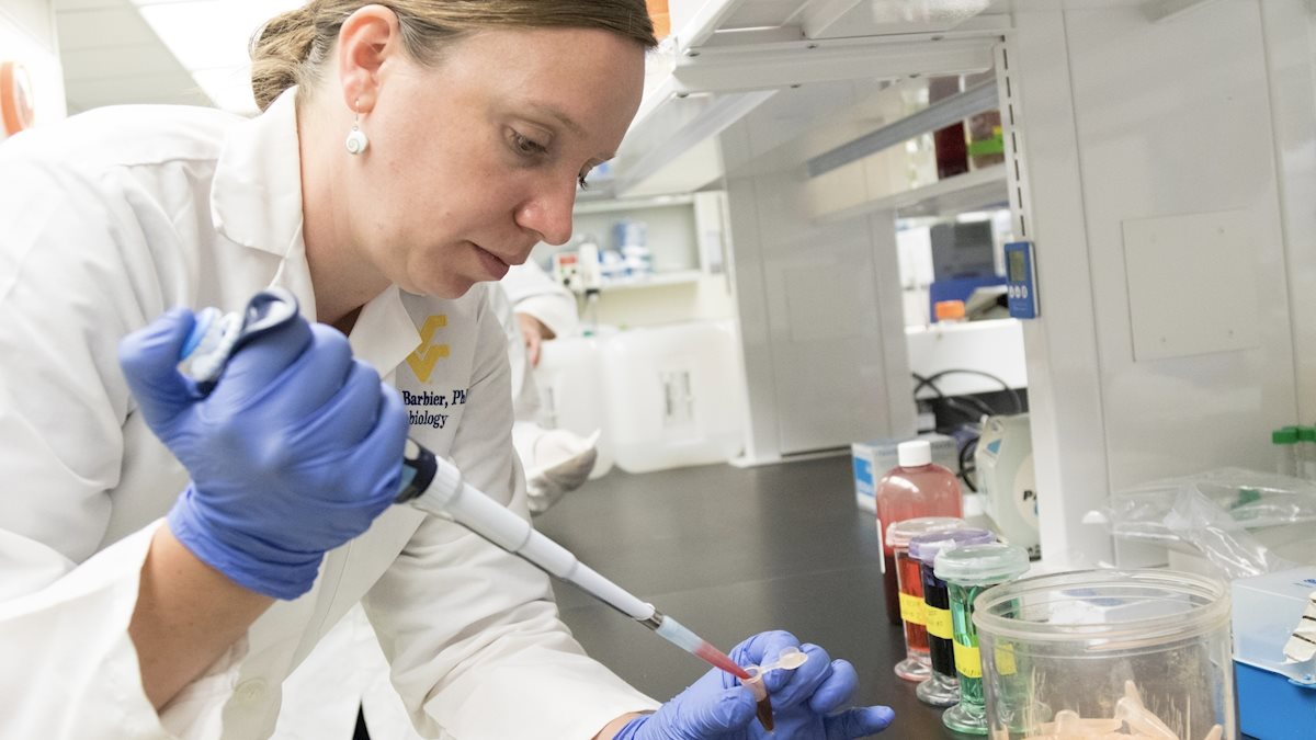 WVU Vaccine Development Center and Leidos team up to explore new immunotherapy pathway