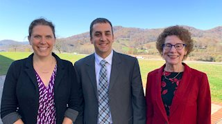 WVU Cancer Institute Clinicians Present at Mountains of Hope Membership Meeting