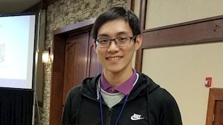 Zuan-Fu Lim wins young investigator award for his cancer research